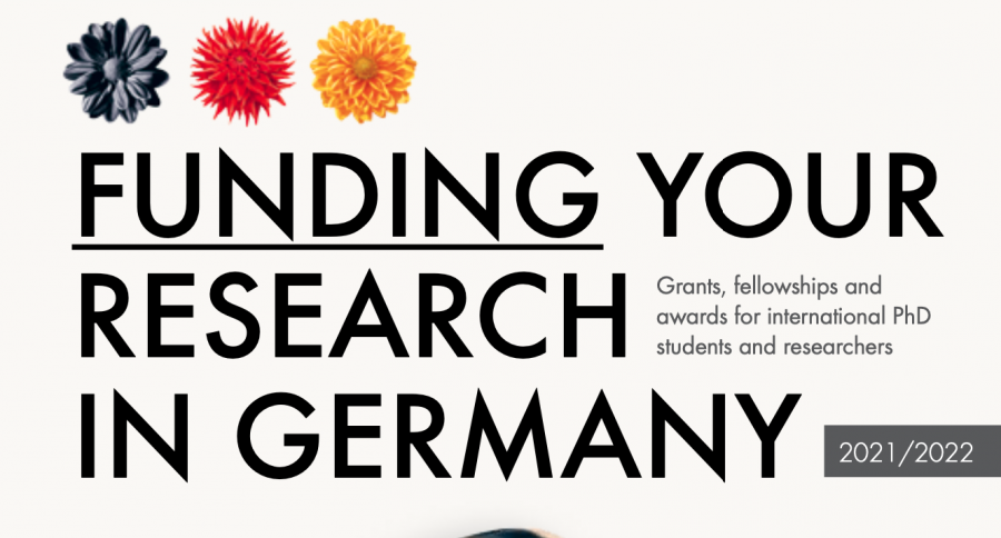 FUNDING YOUR RESEARCH IN GERMANY