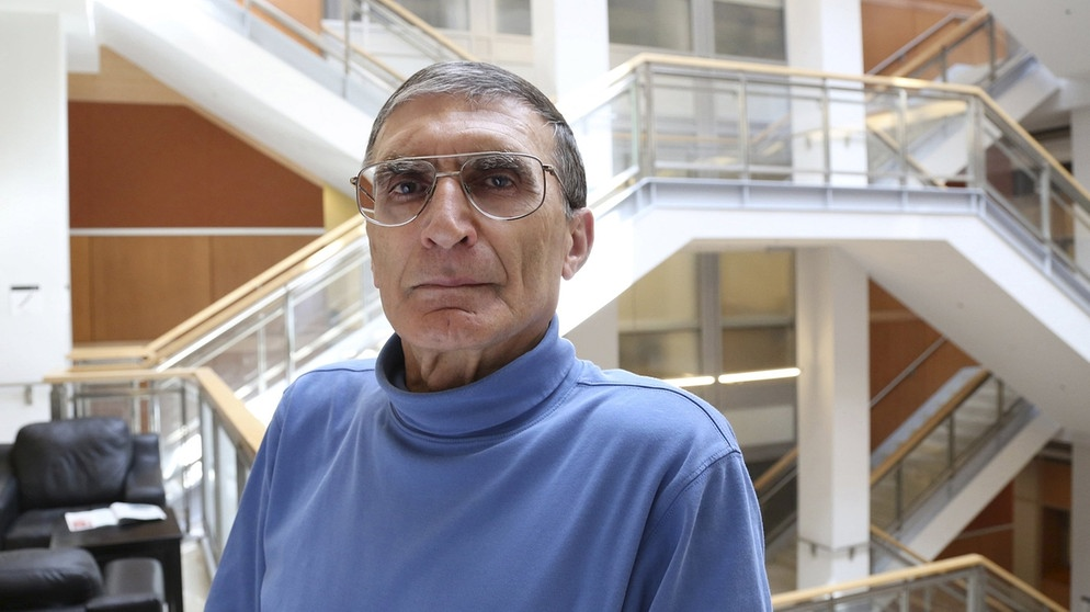 Happy birthday to Nobel Prize winner Aziz Sancar